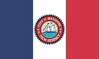 Bayonne (New Jersey), Flagge