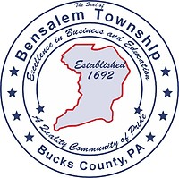 Bensalem (Pennsylvania), seal