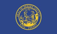 Bergen county (New Jersey), flag