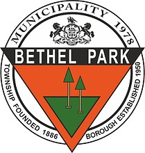 Bethel Park (Pennsylvania), seal