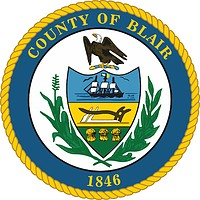 Blair (County in Pennsylvania), Siegel