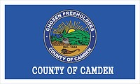 Camden (County in New Jersey), Flagge