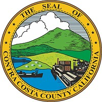 Contra Costa county (California), seal