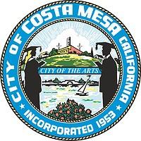 Costa Mesa (Kalifornien), Siegel