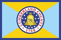 Cumberland (County in New Jersey), Flagge