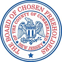 Cumberland county (New Jersey), seal