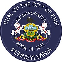 Erie (Pennsylvania), seal