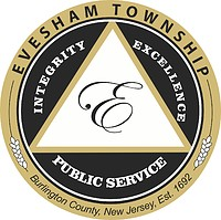 Evesham (New Jersey), seal
