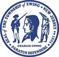 Ewing (New Jersey), Siegel