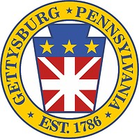 Gettysburg (Pennsylvania), seal