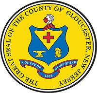 Gloucester County (New Jersey), seal