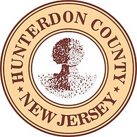 Hunterdon county (New Jersey), seal
