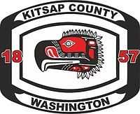 Kitsap county (Washington), seal