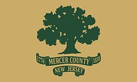 Mercer (County in New Jersey), Flagge