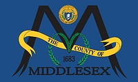 Middlesex county (New Jersey), flag