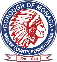Monaca (Pennsylvania), seal
