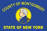 Montgomery county (New York), Flagge