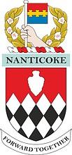 Nanticoke (Pennsylvania), coat of arms