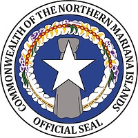 Northern Mariana Islands (U.S.), seal