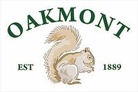 Oakmont (Pennsylvania), Flagge