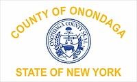 Onondaga county (New York), flag