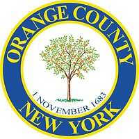 Orange county (New York), seal