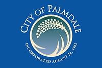 Palmdale (California), flag