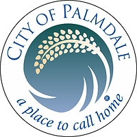 Palmdale (California), seal (logo)