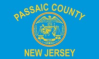 Passaic (County in New Jersey), Flagge