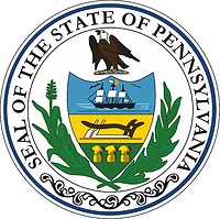 Pennsylvania, state seal