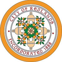 Redlands (California), seal
