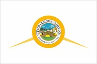 Rialto (Kalifornien), Flagge