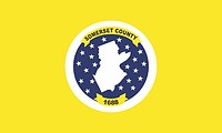 Sommerset (County in New Jersey), Flagge