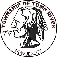 Toms River (New Jersey), seal