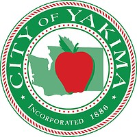 Yakima (Washington), seal