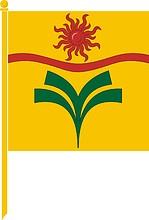 Taber (Alberta), flag