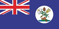 Vancouver Island (Canada), Colony flag (1865)