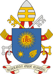 Francis (Pope), coat of arms
