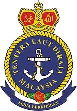 Royal Malaysian Navy (RMN), emblem