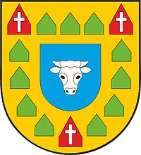 Bredstedt Land Ehemaliges Amt In Schleswig Holstein Wappen