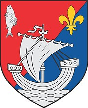 Boulogne-Billancourt (Hauts-de-Seine), coat of arms