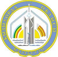 Kysylorda (Oblast in Kasachstan), Wappen