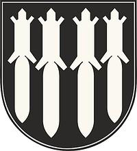 Kiihtelysvaara (Finnland), Wappen