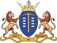 Gauteng province (South Africa), coat of arms