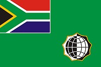 South Africa Military intelligence division, flag