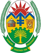 Thabazimbi Local Municipality (South Africa), coat of arms