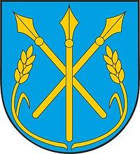 Blatné Revištia (Slovakia), coat of arms