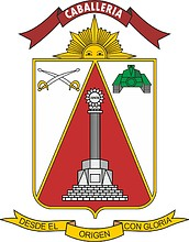 Pery Army Armor (Cavalry) Forces, emblem