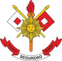 Peruvian Army Communication (Signal) Forces, emblem