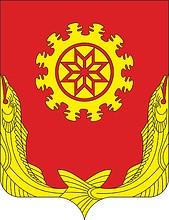 Meschduretschie (Tschuwaschien), Wappen